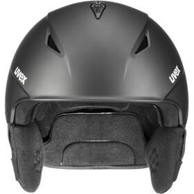 UVEX Magnum Helmet, black mat